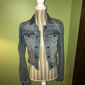 American Eagle Jean Jacket Size X-Small